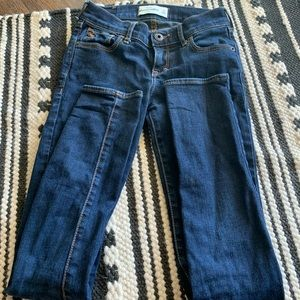 Girls Abercrombie jeans size 10